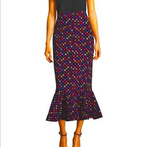 SALONI SEXY FITTED SKIRT